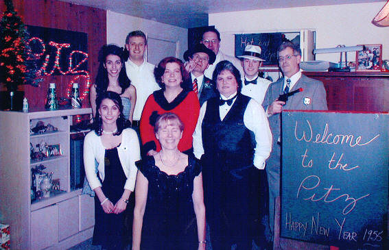 Newe Year's Eve Murder Mystery Party in Pennsylvania
