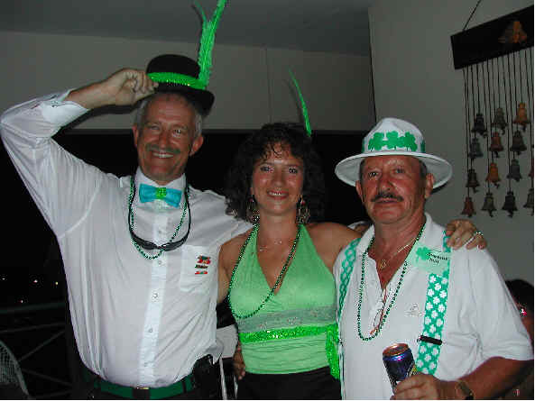 St. Patrick's Day Murder Mystery Part in Trinidad and Tobago